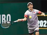 今季初白星の錦織「一番良かったと言える試合」 男子テニス