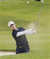 笹生「まずは楽しんで」 4日から女子ゴルフ初戦