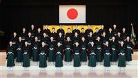 コロナ禍でも芸磨き 宝塚音楽学校39人卒業式