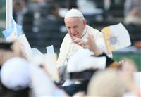 ローマ教皇、紛争続いたイラクを初訪問へ シーア派指導者とも会談