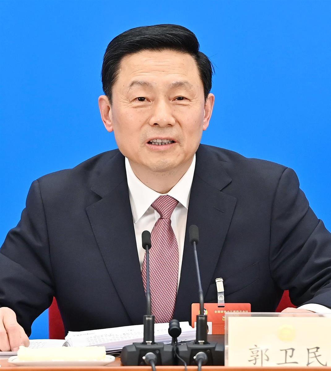 香港選挙制度見直しは「一国二制度を守る」 中国政協報道官が強調