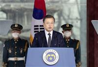 【主張】韓国大統領の演説 具体策なき言葉は無用だ