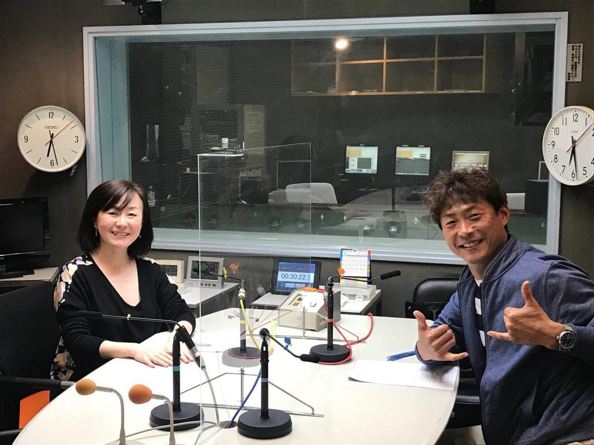 【check!ラジオ大阪】感じ、考え、行動…桧山新次郎が提唱…