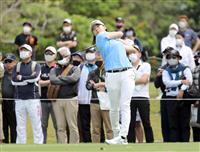 西郷真央64で首位、渋野日向子20位 女子ゴルフ今年初戦