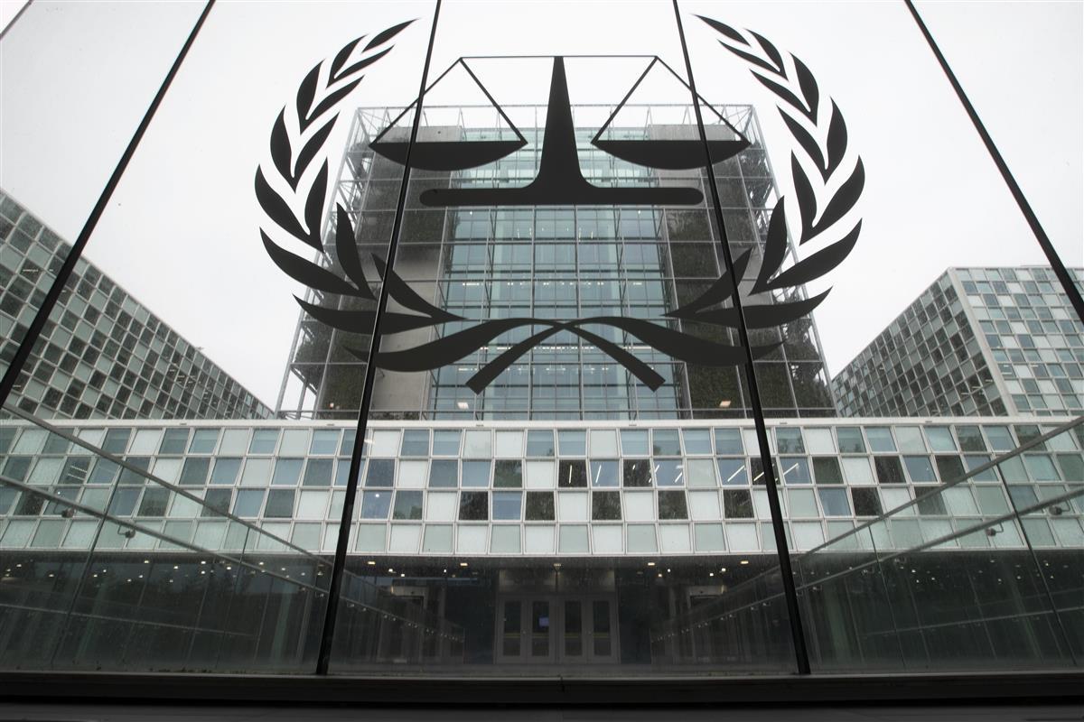 国際刑事裁判所=オランダ・ハーグ(AP)