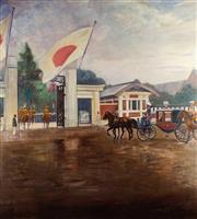 【100年の森 明治神宮物語】聖蹟(4)最後の行幸先だった帝国大学