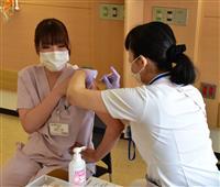 医療従事者への優先接種、静岡県内でも始まる 静岡市立病院など