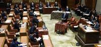 緊急事態宣言再延長 野党が批判 「決断した首相が理由を」