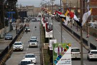 ローマ教皇、イラク訪問 治安懸念で部隊1万人が警戒