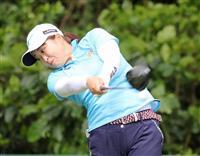 19歳・西郷と24歳・森田、トップ並走 女子ゴルフ第3日