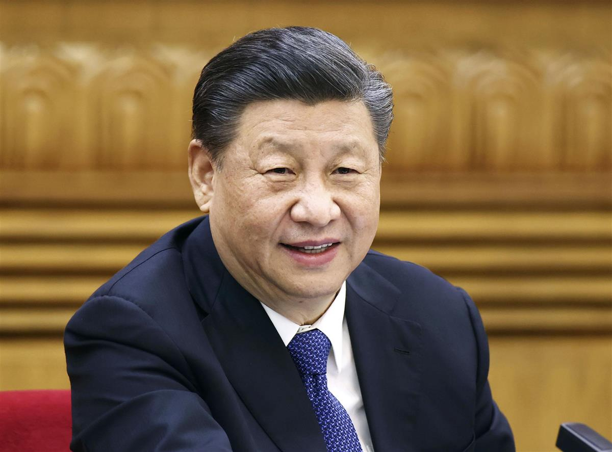 習主席、内モンゴル代表らに中国語教育推進指示 全人代分科会