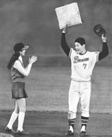 【話の肖像画】「世界の盗塁王」元プロ野球選手・福本豊(73)(16)世界タイ記録盗塁予…