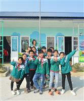 閉校の大阪府立高、愛称がベトナム小学校に引き継がれる