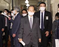 自民・二階氏「当たり前のこと言っただけ」 福岡県知事選の出馬見送り要請