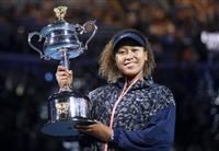 大坂は2位で変わらず 女子テニスの8日付世界ランク