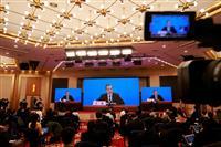 中国、強硬姿勢続く米国にいらだち 台湾問題ではクギ