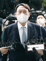 韓国次期大統領選 支持率首位は政権と対立した前検事総長
