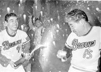 【話の肖像画】「世界の盗塁王」元プロ野球選手・福本豊(73)(17)「じっちゃん」西本…