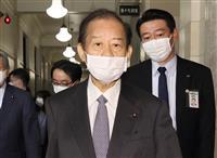 東日本大震災10年「被災者の気持ちに沿うよう努力」 自民・二階氏