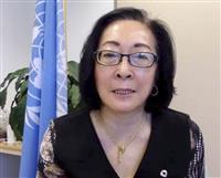 国連特別代表・水鳥真美氏 震災10年「複合災害の時代に備えを」