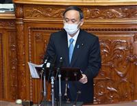 首相、緊急事態宣言の再延長重ねて謝罪 参院本会議