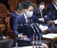 日本維新の会「処理水で政治決断を」 環境相は明言避ける