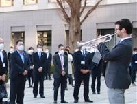群馬県各地で哀悼 清水・太田市長「災害に強い街づくりを」