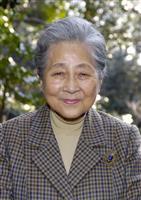 遠藤順子さん死去 作家故遠藤周作さんの妻