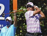 松山69も暫定72位で予選落ち確実 米男子ゴルフ第2日