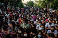 中国、ミャンマー国軍に自国権益の警備強化要求か 非公開会議内容が「外部流出」