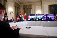 米、インド太平洋戦略を主導 中国押し返しの重大転機に クアッド首脳会合