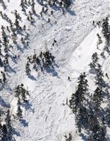 乗鞍岳雪崩、1人心肺停止 けが人は命に別条なし