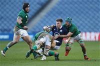 アイルランドが勝つ ラグビーの欧州6カ国対抗