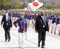 日米防衛相、中国の海警法に深刻な懸念