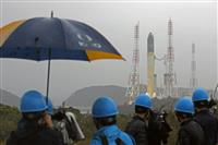 H3ロケット全体像公開 次期主力、種子島で点検