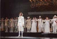 【鑑賞眼】宝塚歌劇団雪組「fff」「シルクロード」  最大限の歓喜で締めくくる退団公演