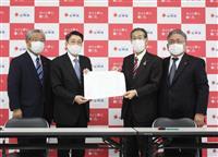福岡県知事選で服部副知事が公明と政策協定 近く推薦決定 県議会主要4会派の支持取り付け