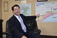 千葉・旭市長が引退表明 東日本大震災からの復興に取り組む