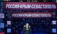 プーチン氏、バイデン氏に公開討論呼びかけ 「人殺し」発言受け