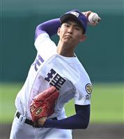 天理、宮崎商に快勝 選抜高校野球大会第2日
