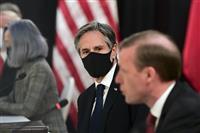 米国務長官22日に初訪欧 NATO外相会合出席
