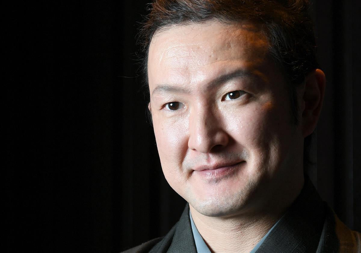 【話の肖像画】歌舞伎俳優・中村獅童(48)(1)萬屋一門に生まれて