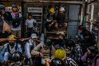 ミャンマー国軍、携帯のデータ通信遮断 SNSを警戒、被害隠蔽か