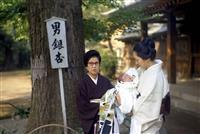 【話の肖像画】歌舞伎俳優・中村獅童(48)(2)「萬屋の嫁」徹した母