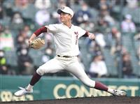 福岡大大濠、大崎との九州対決に競り勝つ 選抜高校野球大会第3日