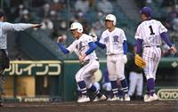 明豊、延長サヨナラで東播磨下す 選抜高校野球大会第3日