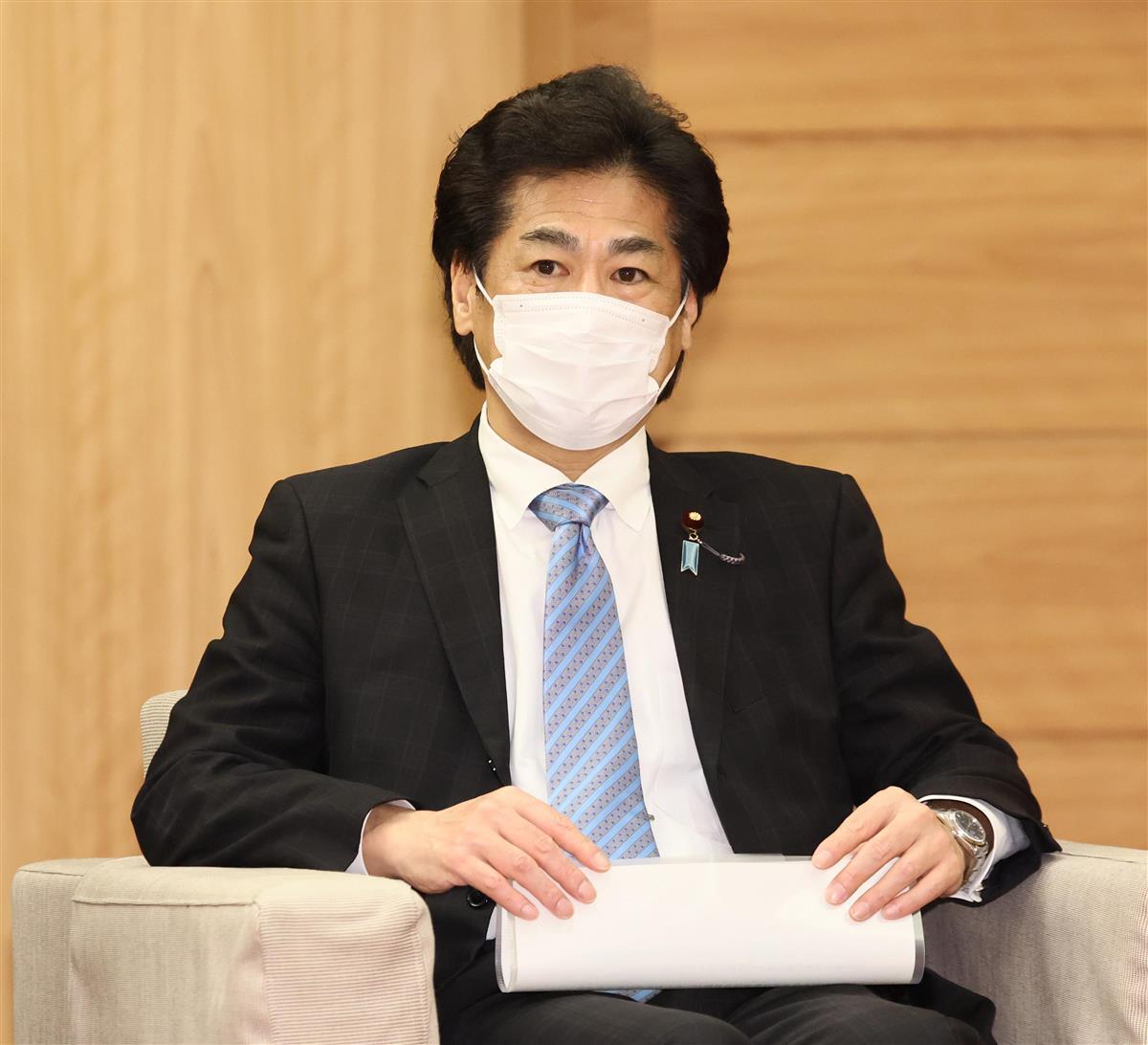 4月感染再拡大も念頭に 病床計画見直しで田村厚労相