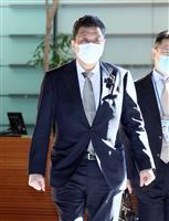 台湾海峡情勢めぐり「あらゆる事態に備え」 岸防衛相