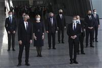 NATOが外相理事会を開催 アフガン情勢を協議