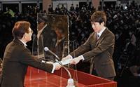 【動画】京都大で2年ぶり卒業式 「自らの世界切り開いて」